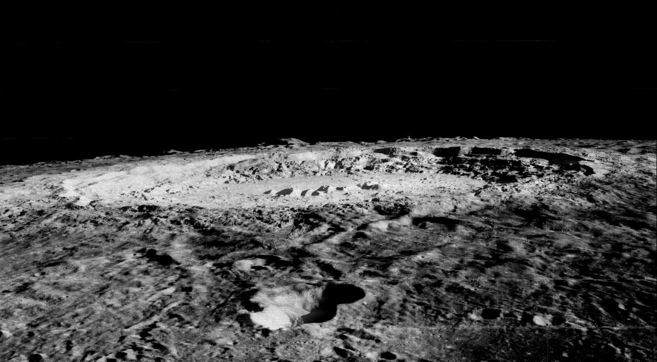 planets moons craters - photo #35