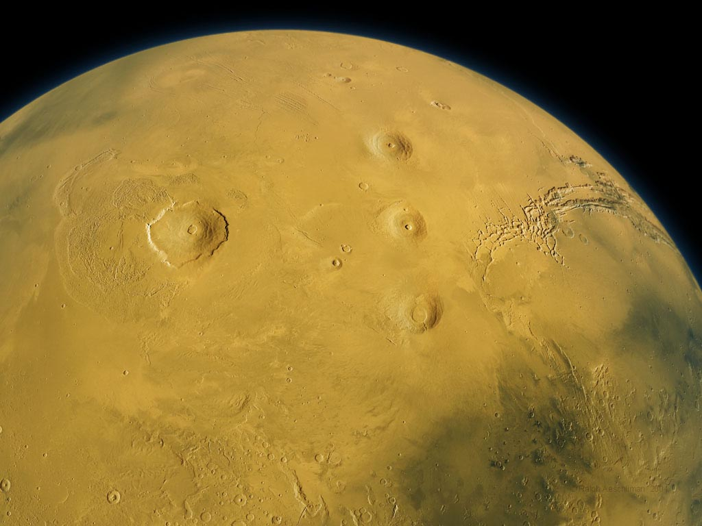 Current Temperature On Planet Mars - Pics about space