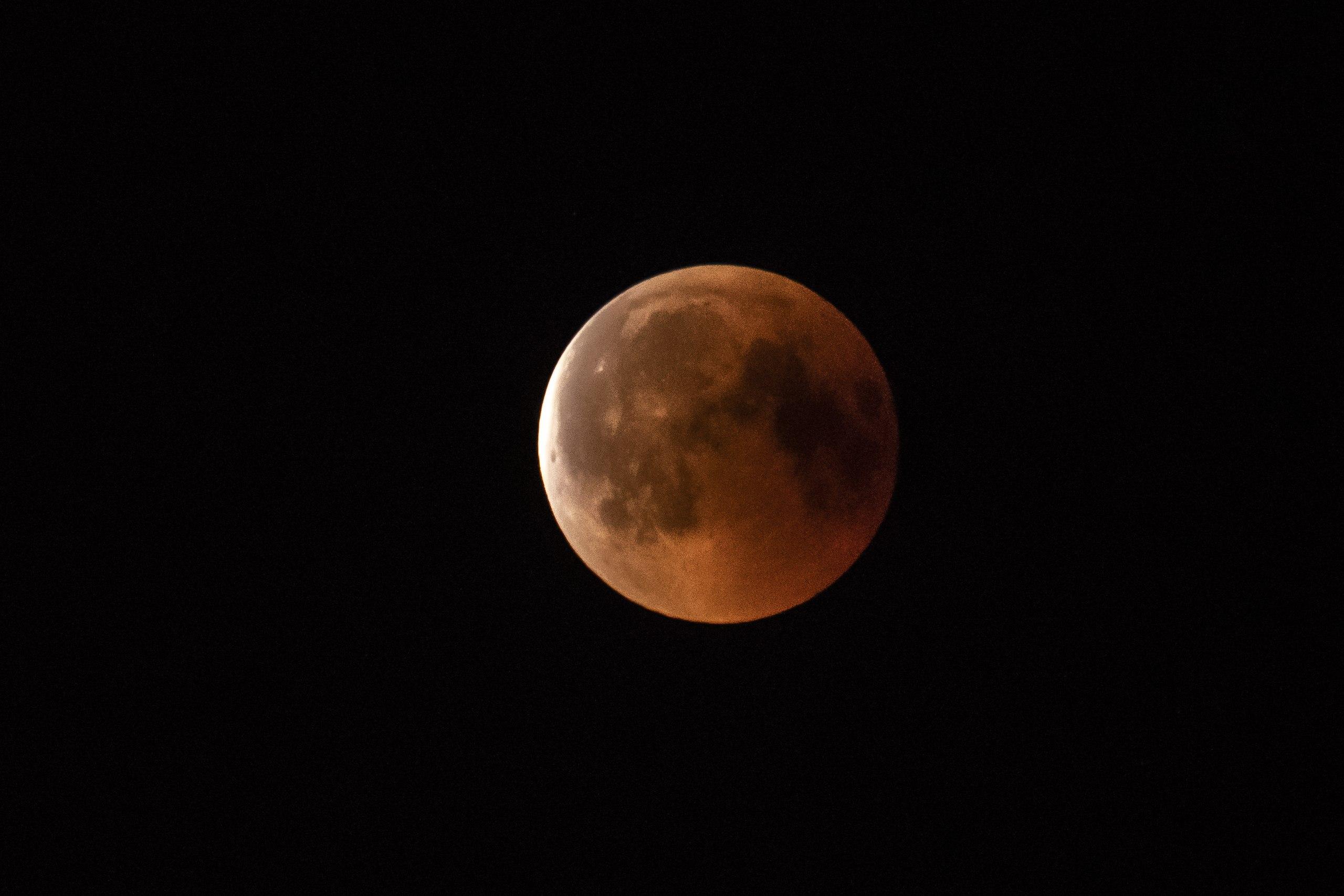 Jan. 20th Lunar Eclipse - Public Event