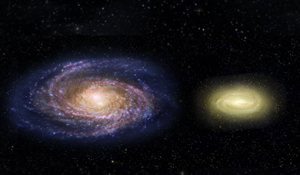 "Paper Spotlight: ""A massive, dead disk galaxy in the early Universe"""