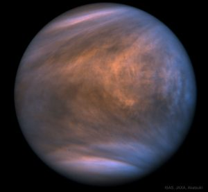 That crazy little thing called life — on Venus? by Chris Churchill