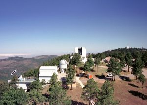 Apache Point ranked No. 2 among U.S. college observatories