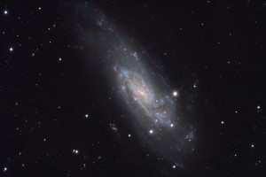 ASTR 555 - Galaxies I
