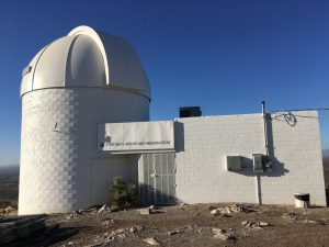 Great conjunction attracts virtual audience atop Tortugas Mountain